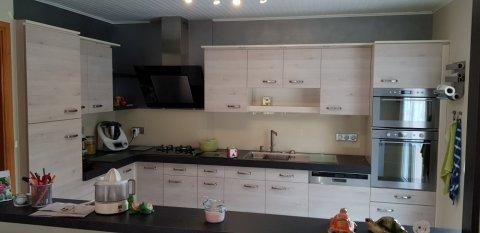Entreprise de rénovation de cuisine de maison ancienne à Domène