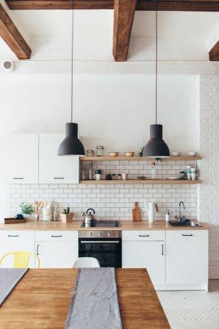 Entreprise de home staging à Grenoble pour modernisation de cuisine