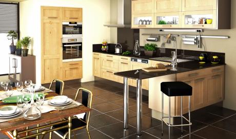 Entreprise pour la rénovation de cuisine à Domène